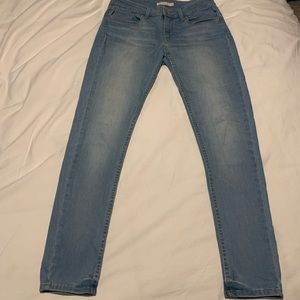 Levis womens jeans 535 Super Skinny